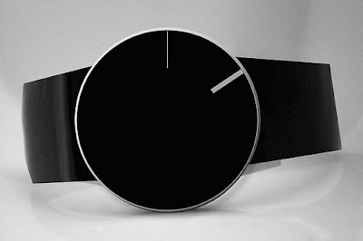 Denis Guidone Concept Timepieces - Ora Unica Scribble Watch Ora il Legale Daylight Savings Tilt clock & Other Prototype Designs