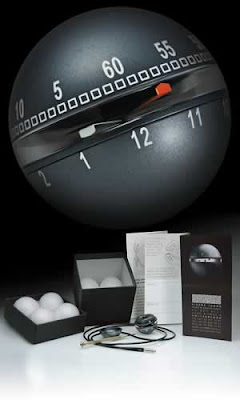 Eris Planetary Sphere Watch by Pierre Junod - Post Neptunian Object Inspired Swiss Timepiece