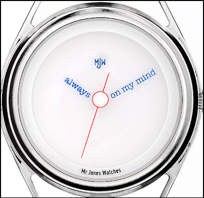 Mr. Jones New Watch Releases - Always On My Mind & On Foot Watches