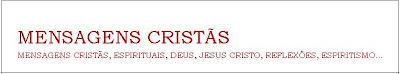 Mensagens Cristãs
