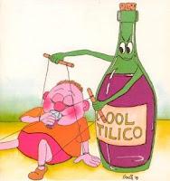 diga não ao álcool