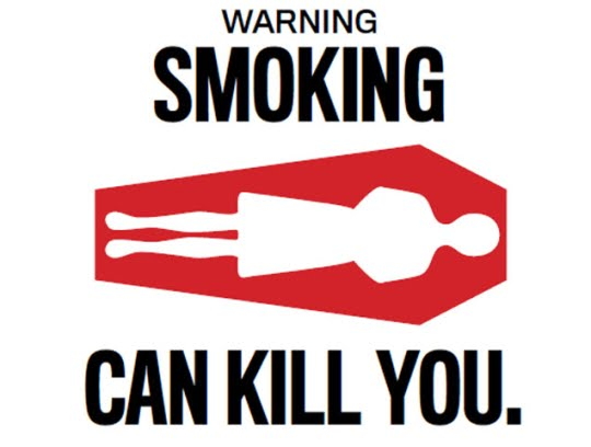 Image result for dead people of smoking