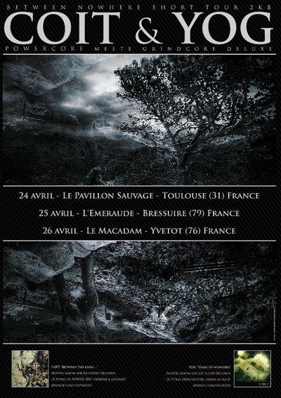 Yog & Coït Minitour 2008