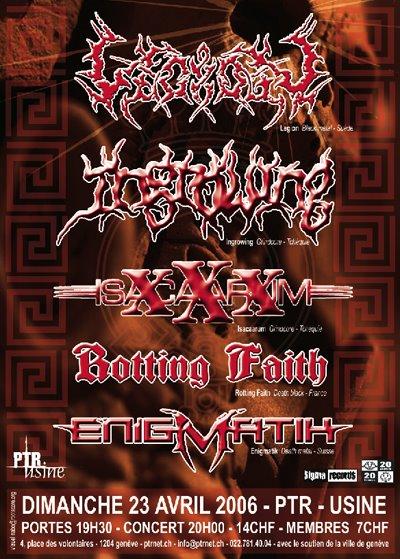 Sigma Brutal Fest 1