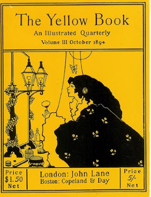 The Yellow Book  Aubrey BeardsleyAubrey Beardsley The Yellow Book