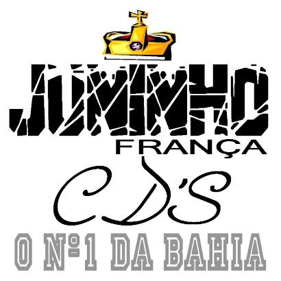 """■ JUNINHO FRANÇA CD""""S ■"""