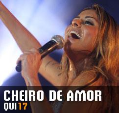CHEIRO DE AMOR