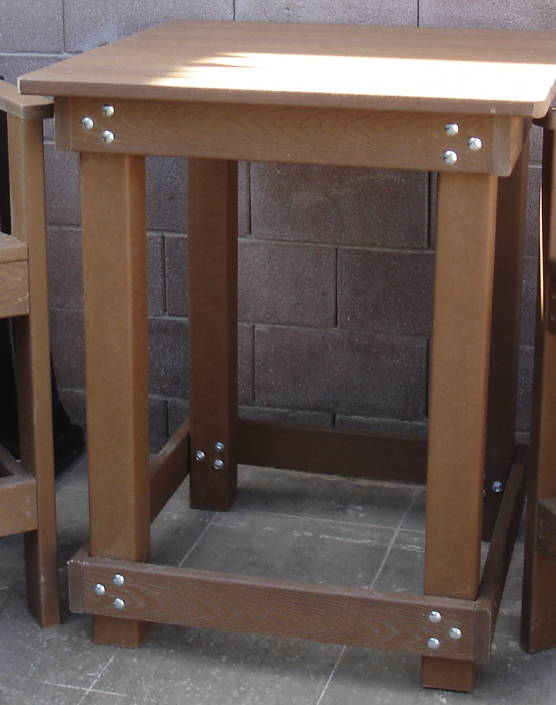 Outdoor Living Furniture Composite Decking Outdoor