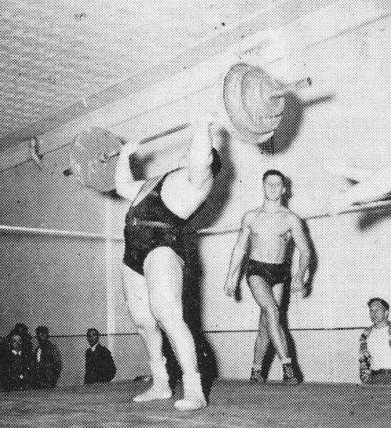 the tight tan slacks of dezso ban  advanced training