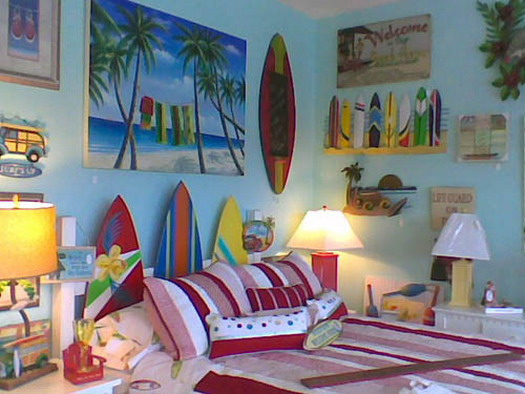Beach House Interior: Beach House Decor