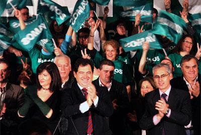 Web Oficial Coalición Andalucista