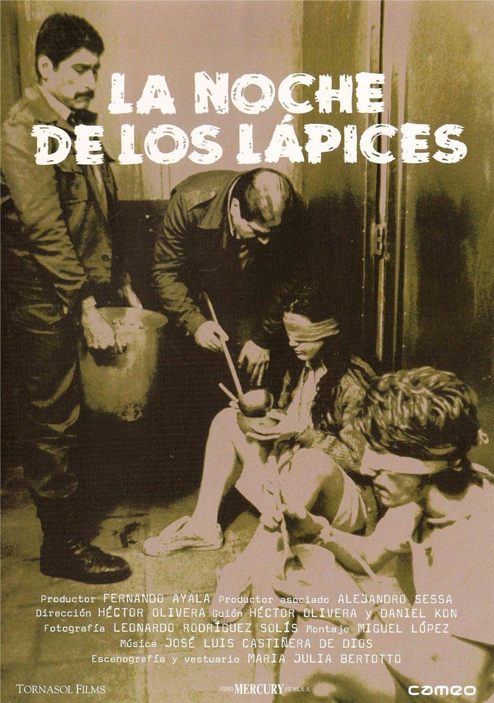 Peliculas Fichas Trailers 3658 La Noche De Los Lapices