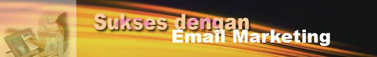 Sukses dengan Email Marketing