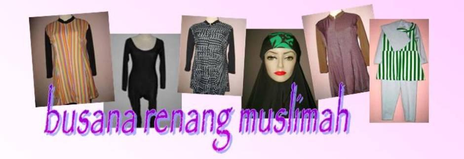 Busana Renang Muslimah