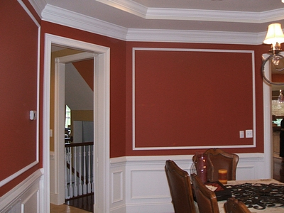 Diffe Types Of Wall Trim