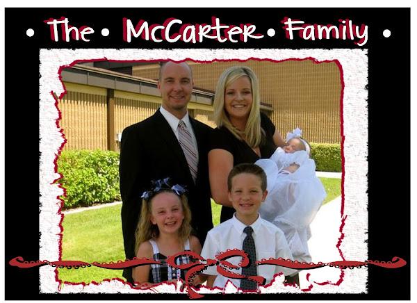 McCarter Family