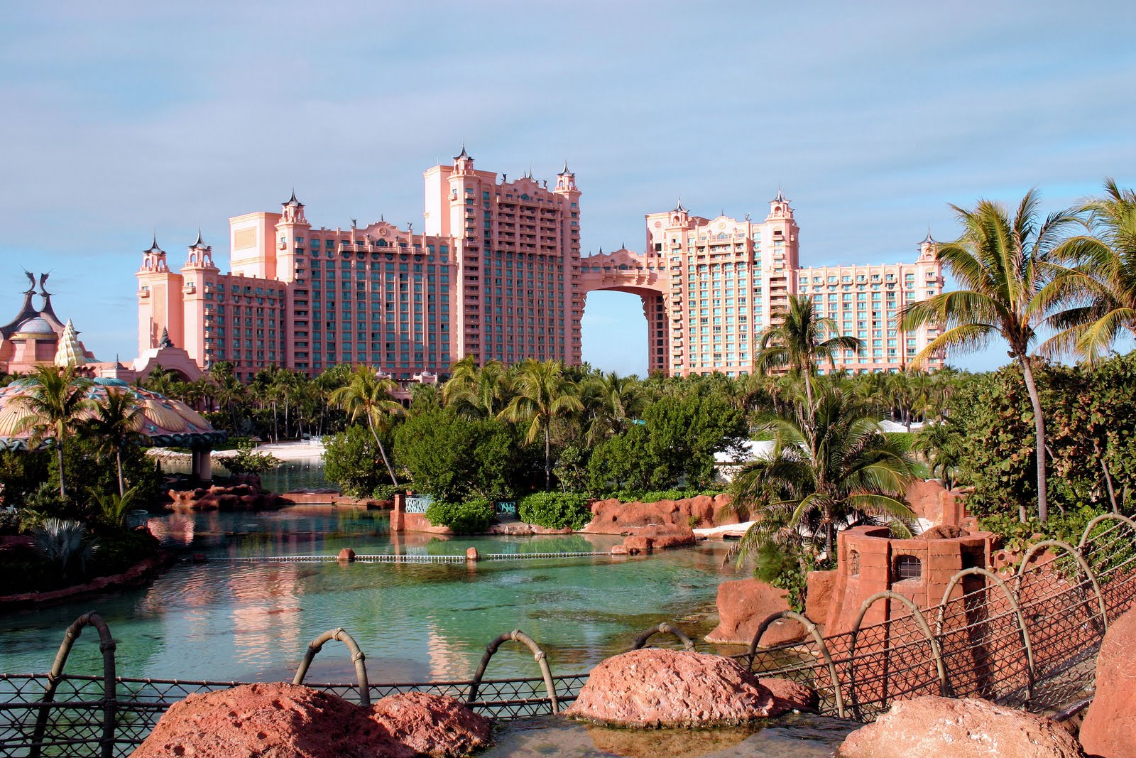 Atlantis Paradise Island Casino & Resort