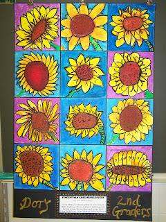 WHAT'S HAPPENING IN THE ART ROOM??: 2nd GRADE--Van Gogh ...