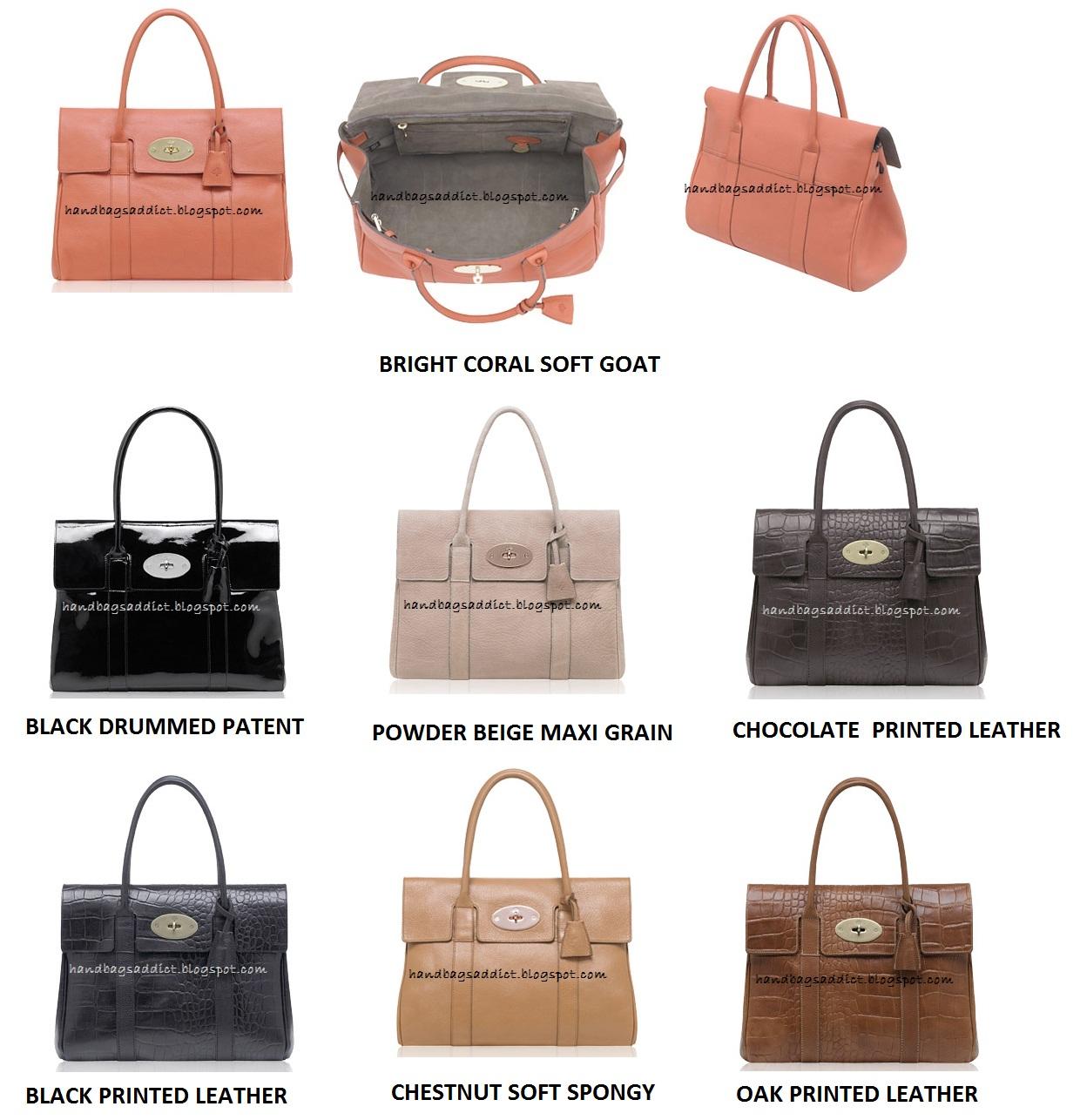 Handbags Addict  Mulberry Bayswater 15278746e2a5a