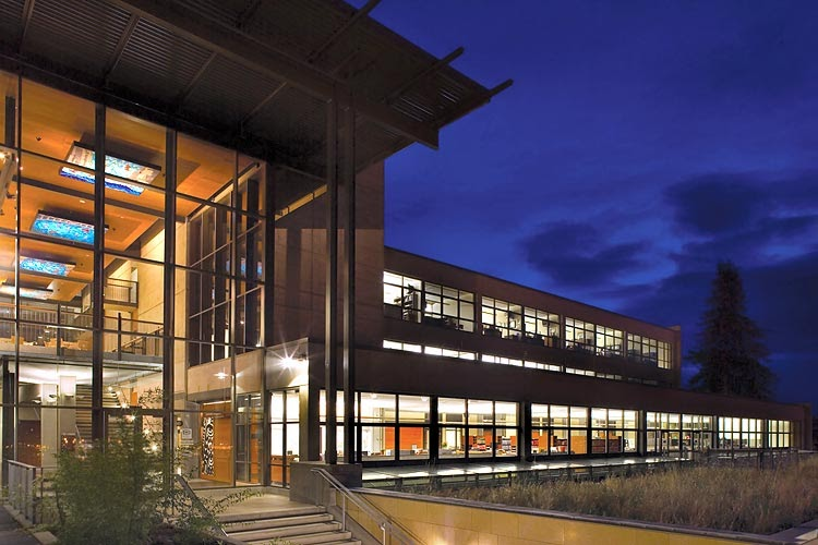 Last Architecture Kitsap County Administration Building