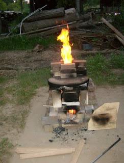 CleanMud: Wood Fired Raku Kiln
