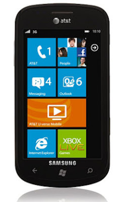 Windows Phone 7 Official Commercial feat Samsung Focus