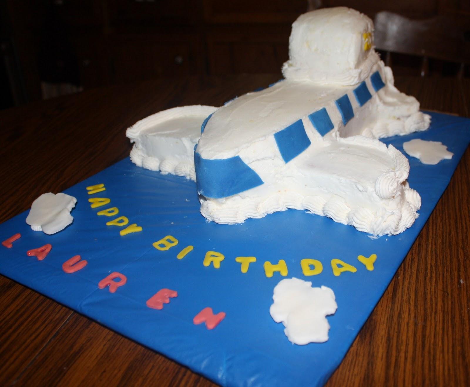 Kent State Birthday Cakes