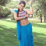 Sexy Navel Show Of Farzana
