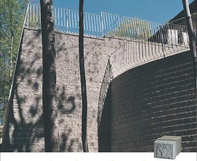 Retaining Wall Case Studies: Pisa2 - A Residential Delight