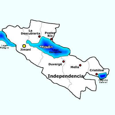 Mapa Provincial