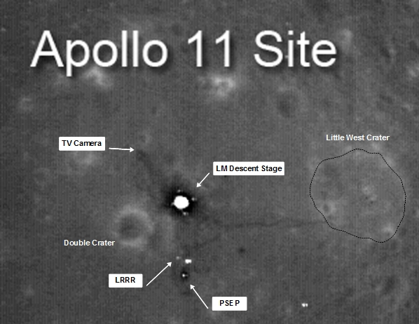 Orbiter.ch Space News: NASA Research Team Reveals Moon Has ...