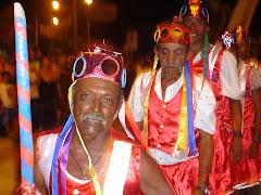 Manifestações folclóricas