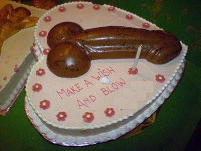 Menu for MEMBERS ONLY! Penis+cake