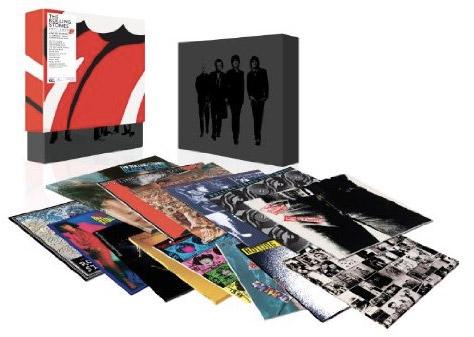 The Rolling Stones Reeditan En 2 Cajas Toda Su