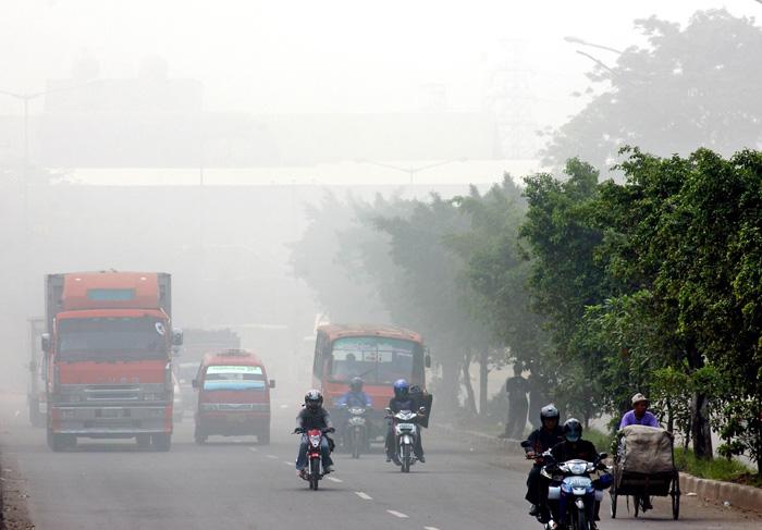 Peristiwa Polusi Udara  Keep Our Istiqomah