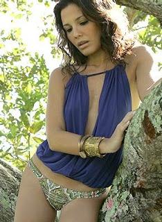 Juliana Knust Seja A Capa Da Playboy De Dezembro Segundo Folha