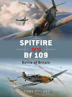 Spitfire vs Bf 109: Battle of Britain