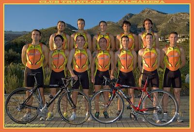 Club triatl n benalm dena presentaci n oficial del club - Acm inmobiliaria ...