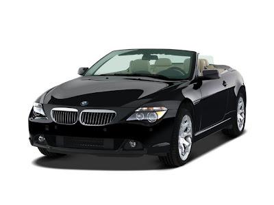 2007 BMW 6 Series 650i Convertible