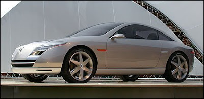 Concept Car - Renault Fluence