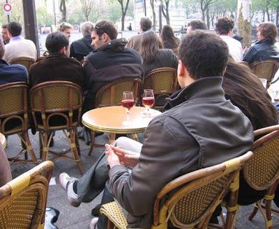 Le Café de la Mairie 8, place Saint Sulpice, 75006 Tel : 01 43 26 67 82