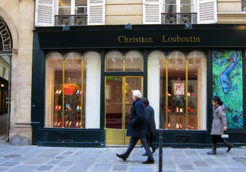 mieux aimé b3ec0 0e966 paris breakfasts: Inside Christian Louboutin