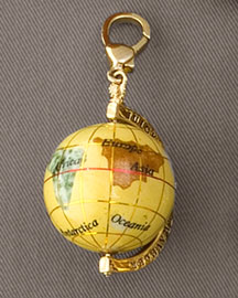 Juicy Globe Charm