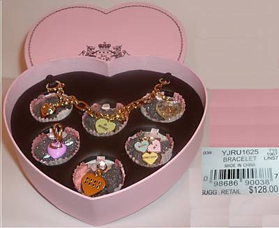 Juicy Couture Boxed Sweets