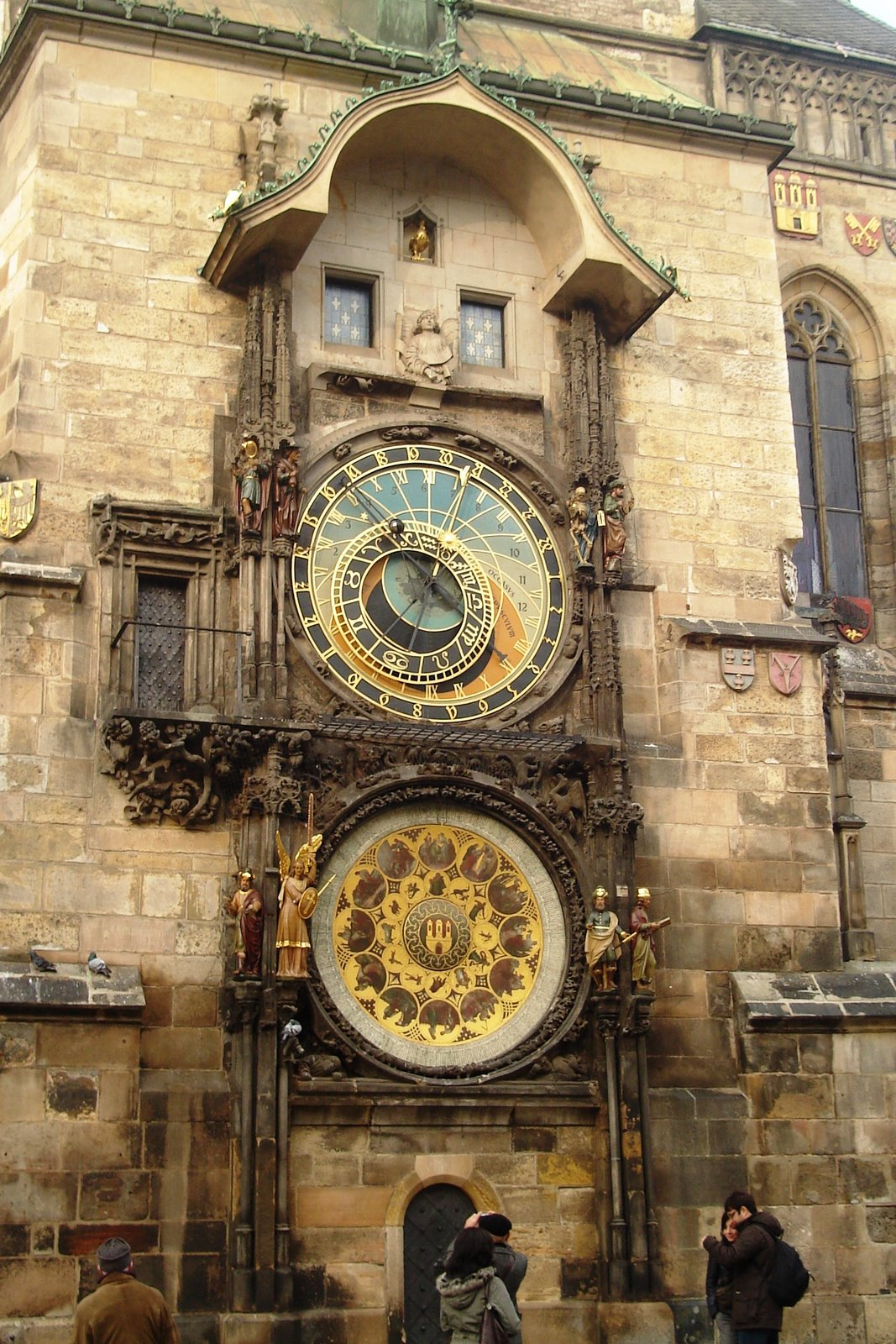 Prague's Astronomy Clock