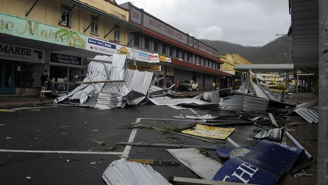 Dunk Island Destroyed By Cyclone Yasi: Life In Dubai: A-OK After Cyclone Yasi
