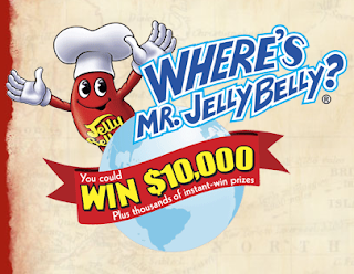 Wheres Mr Jelly Belly Instant Win Game