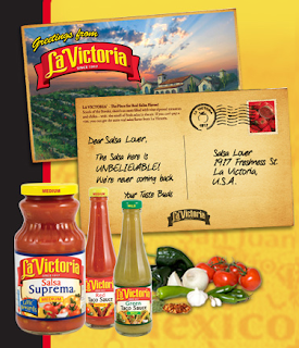 La Victoria Cash for Your Summer Celebration Instant Win Promotion