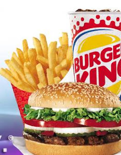 BURGER KING Transform Your Way Instant Win Game