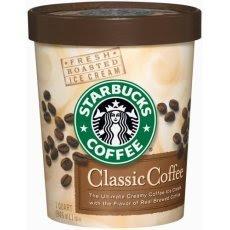 Free Pint of Starbucks Ice Cream